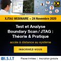 Webinar XJTAG - ISIT - 24/11/2020