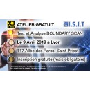 Workshop XJTAG - Lyon - ISIT