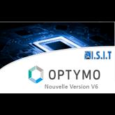 Nouvelle release V6 du logiciel OPTYMO - ISIT