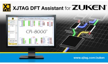 Assistant DFT XJTAG gratuit pour Zuken CR-8000 _ISIT