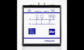 CANspider IHR