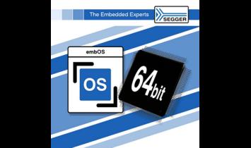 embOS de SEGGER- SoC 64 bits - ISIT