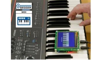 SEGGER emUSB-Host MIDI - ISIT