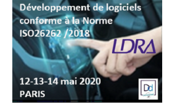 Formation LDRA - Norme ISO 26262 - ISIT