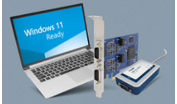 Interfaces CAN Ixxat & Windows 11.