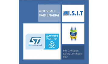 STMicroelectronics Partner  - ISIT