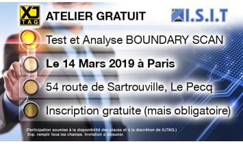 Workshop-XJTAG-Paris2019-ISIT