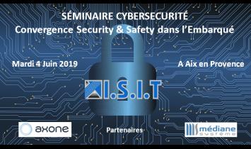 Séminaire Cybersécurité Aix en Provence - Juin 2019