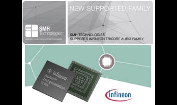 SMH & Infineon Tricore AURIX