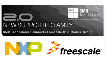 SMH Technologies supports Freescale S12_MagniV family