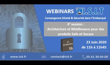 Webinar ISIT - Session#4 - 23 Juin 2020