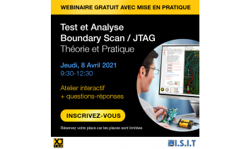 Webinar-XJTAG-ISIT - Avril 2021