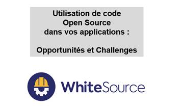 Webinars ISIT & WHITESOURCE - Avril 2020