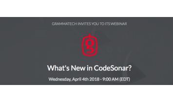 What's New in CodeSonar?