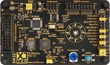 XJTAG lance la nouvelle carte XJDEMO v4 - ISIT