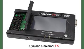 Programmateurs Universels Cyclone - PEMICRO