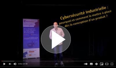 Conférence Robotics Place - Cybersécurité ISIT - Juin2021