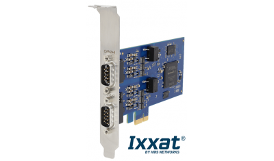 IXXAT-CAN-IB640-PCIe-ISIT