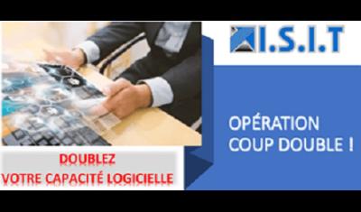 Opération coup double sur les logiciels ISIT