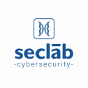 logo_seclab_logo-et-papillon-bleu