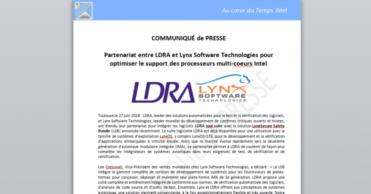 CommuniquéPresse_LDRA_LYNX