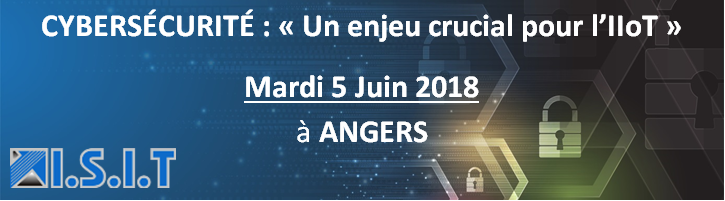 Séminaire Cyber/IoT Angers ISIT