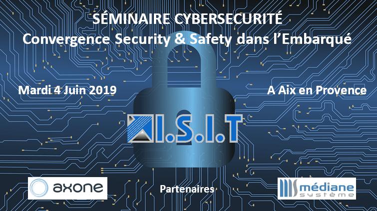 ISIT - Séminaire Cybersécurité - Juin 2019