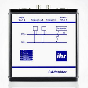 CANspider_IHR