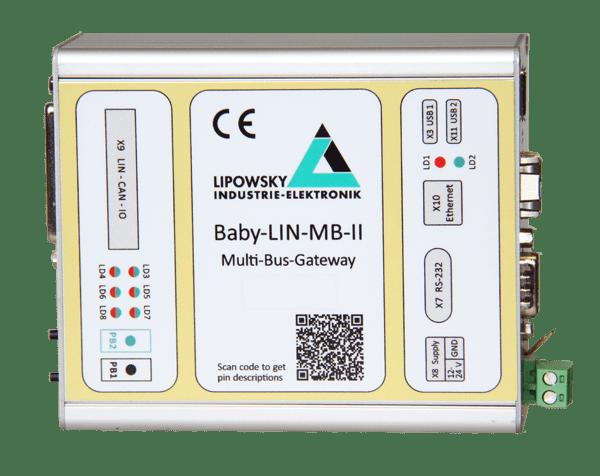 Baby-LIN-MB-II Lipowsky