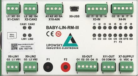 BabyLIN-RM-III