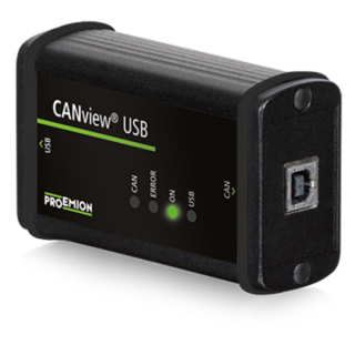 CANview® USB Proemiion