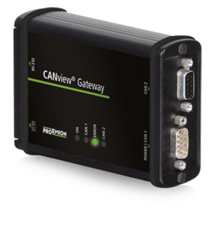 CANview® Gateway Proemiion