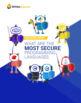 Most Secure Languages - Whitesource report