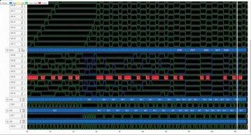 XJTAG-v3.8._Debogage visuel avec Wavform Viewer